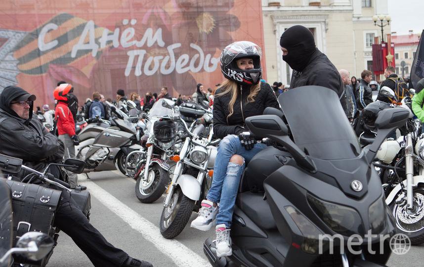 "В Петербурге открыли мотосезон. Фото Святослав Акимов., ""Metro"""