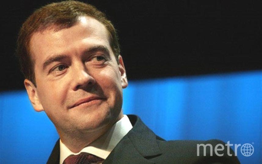 Медведев сложит полномочия 7 мая. Фото Getty