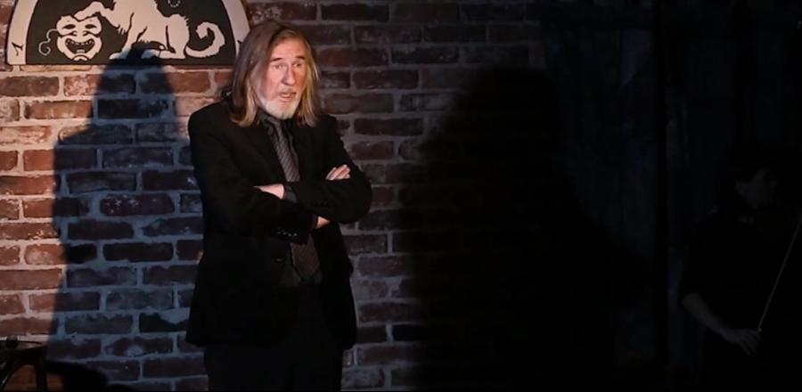 Юрий Томошевский. Фото Скриншот Youtube
