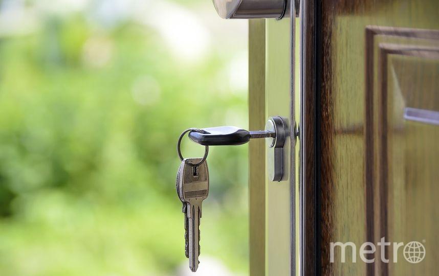 Эксперты дают советы, как не испортить дверь, если замок заклинило. Фото https://pixabay.com