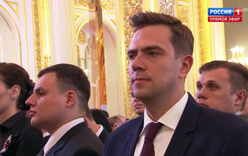 Гости инаугурации Путина. Фото Скриншот Youtube