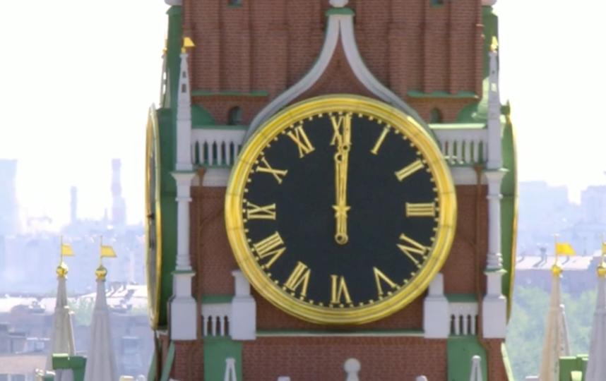 Инаугурация президента России началась в 12:00 по московскому времени. Фото Скриншот Первый канал