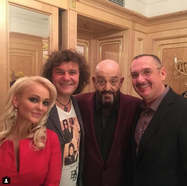 Михаил Шуфутинский. Фото Скриншот Instagram: @mikhail.shufutinsky