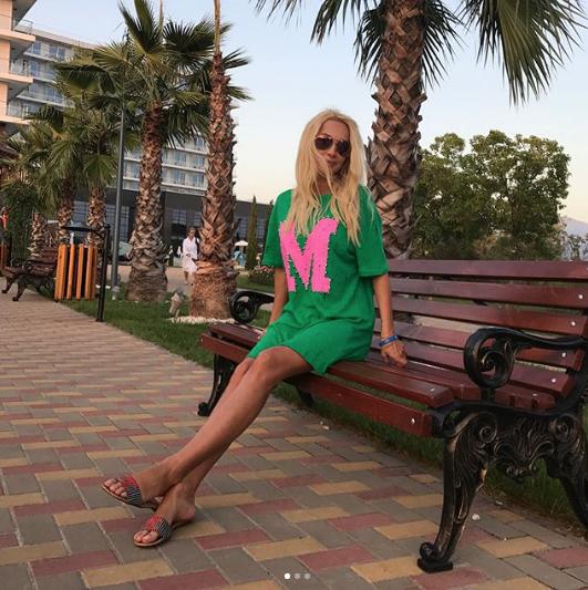 Телеведущая Лера Кудрявцева. Фото www.instagram.com/leratv