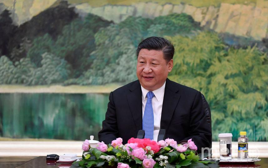 Глава Китая Си Цзиньпин. Фото Getty