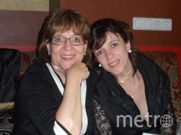 Вера Викторовна Бугрова и Маргарита Андреевна Семёнова. Фото Маргарита