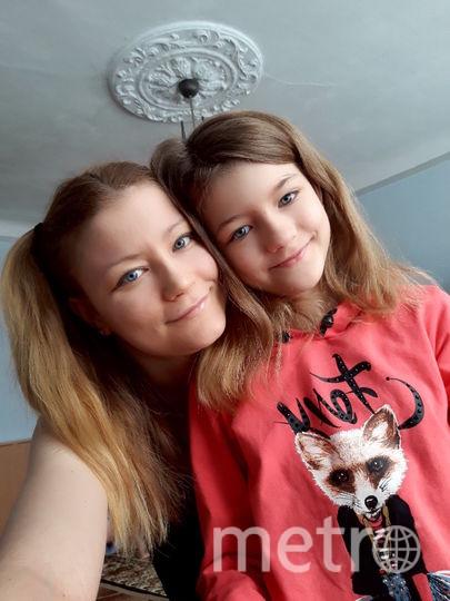Мама Алёна. Дочка Алиса)). 28 и 9 лет. Фото Алёна