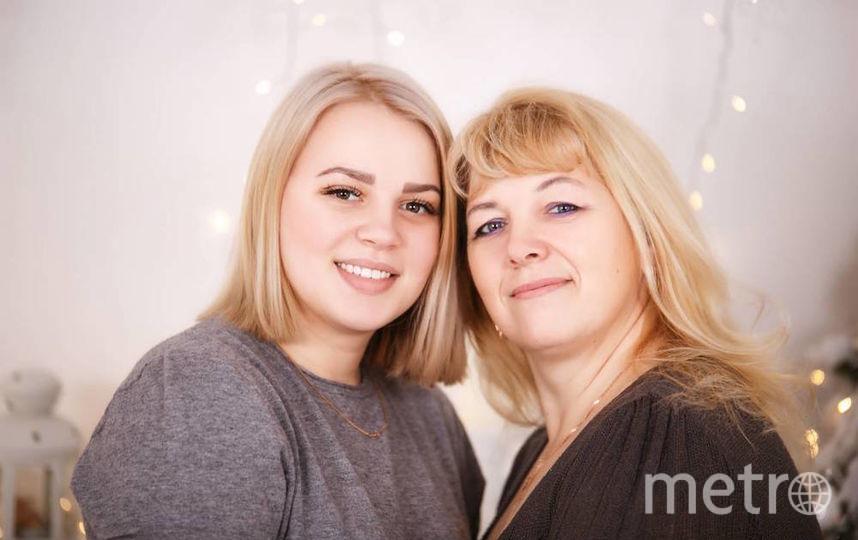 Даша - дочь и Ира - мама. Даша с маленькой Варюшкой дома в Белоруссии, я работаю в Москве. Видимся редко - спасает лишь скайп и вайбер. Фото Дарья Боргуль