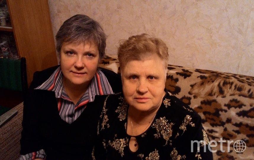 Посылаю Вам фотографии моих любимых -- жены Галины Котельниковой и моей тёщи (её мамы) Зинаиды Александровны Андроновой. Вместе мы 37 лет! Фото Галина