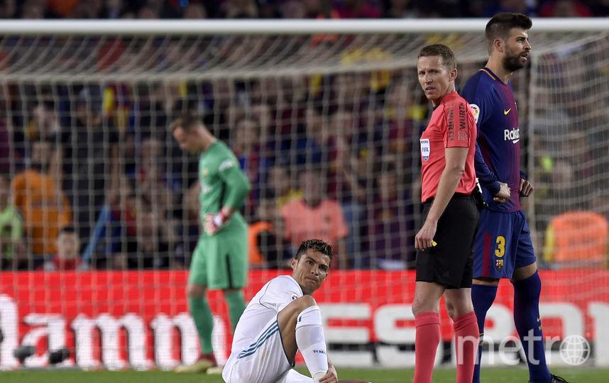 Повреждение непомешает Роналду сыграть вфинале Лиги чемпионов
