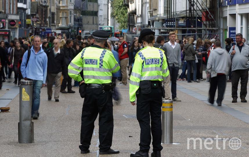 Полицейские в городе Оксфорд. Фото Getty