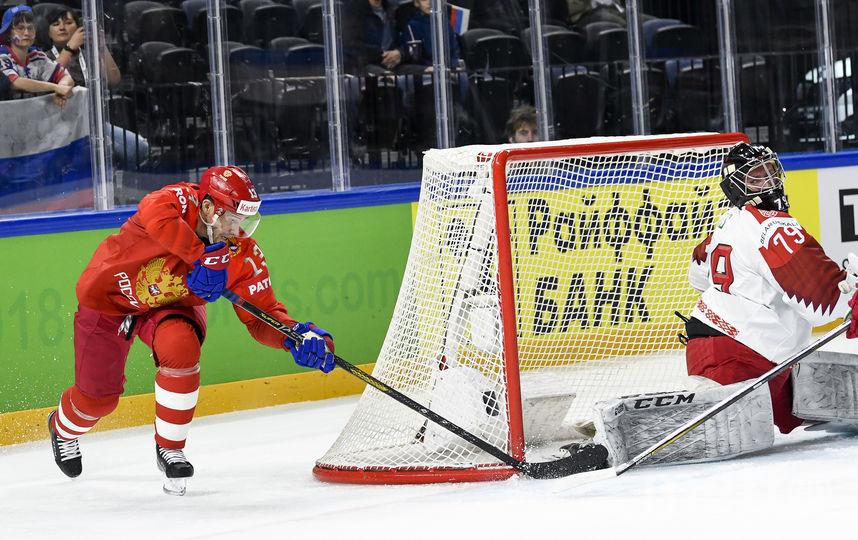 Россияне нанесли крупное поражение команде Белоруссии