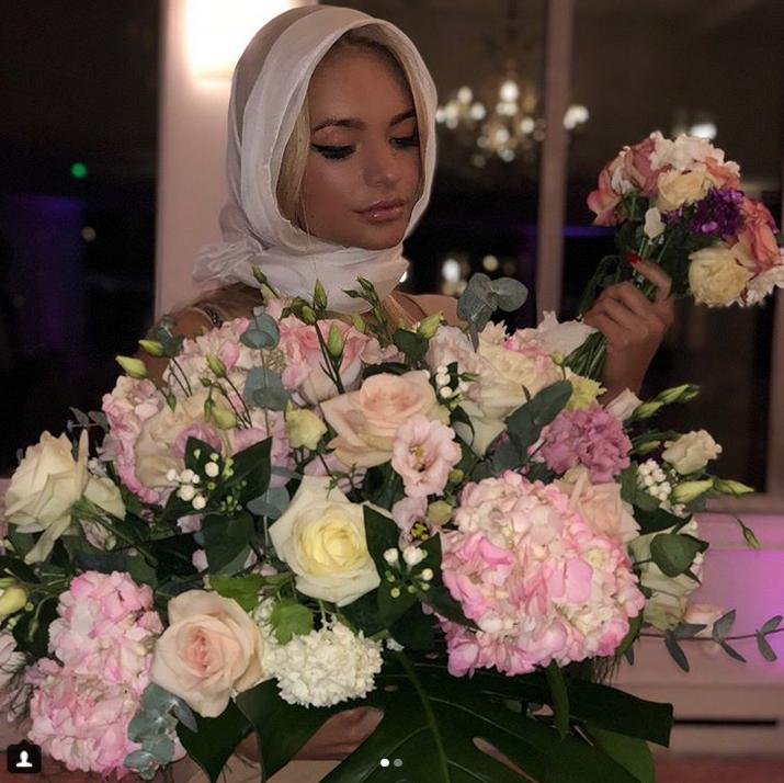 Елизавета Пескова. Фото Скриншот Instagram: @stpellegrino
