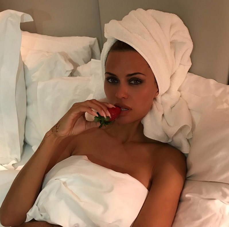 Виктория Боня, фото 2018. Фото Скриншот Instagram: @victoriabonya