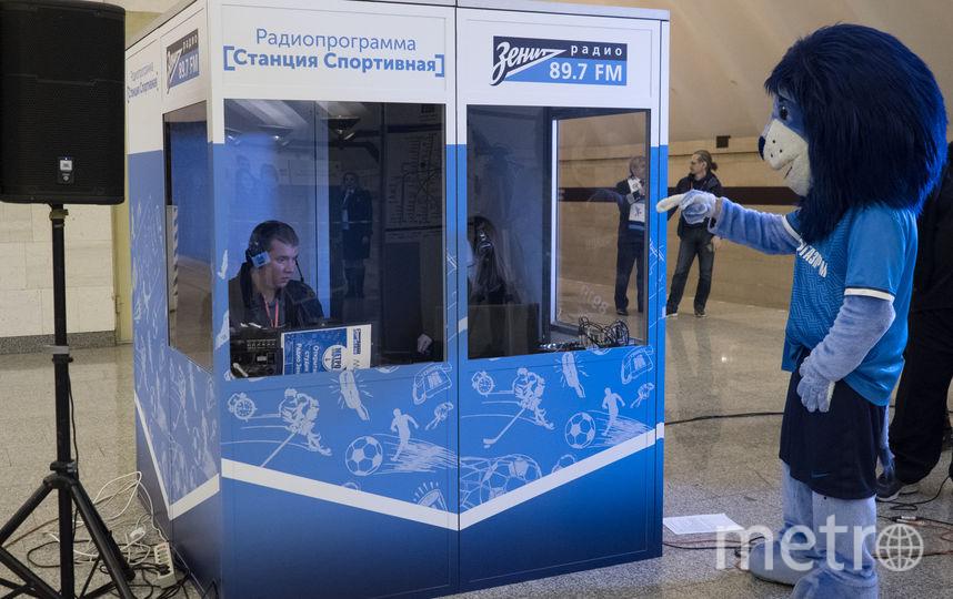 """В петербургской подземке поставили мировой рекорд. Фото Святослав Акимов., """"Metro"""""""