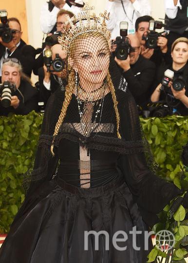 Мадонна. Фото AFP