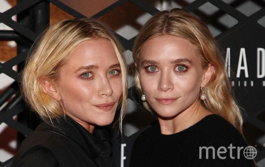 Сестры Олсен на Met Gala. Фото Getty