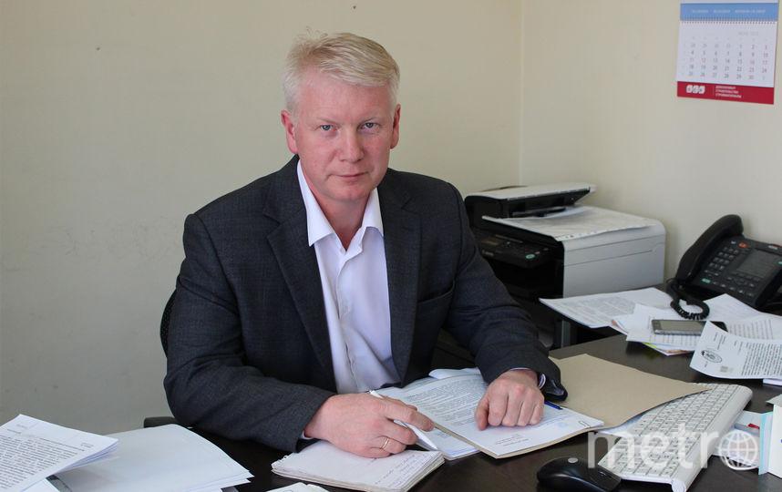заместитель руководителя Санкт-Петербургского УФАС России Вячеслав Тукаев.