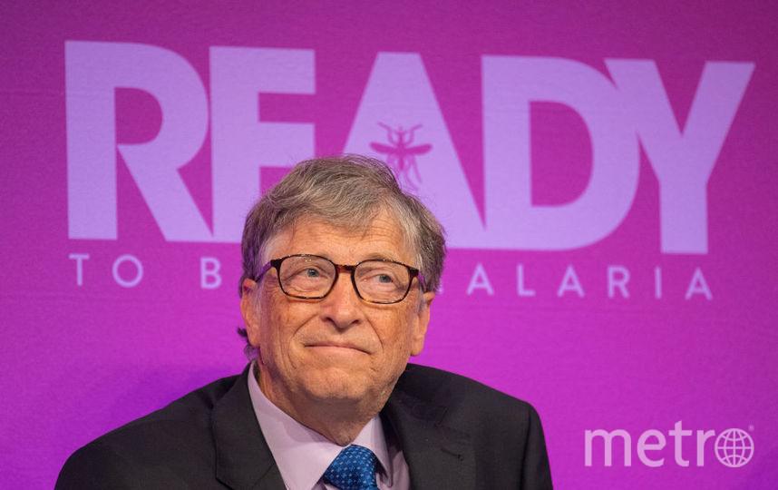 Основатель Microsoft Билл Гейтс. Фото Getty