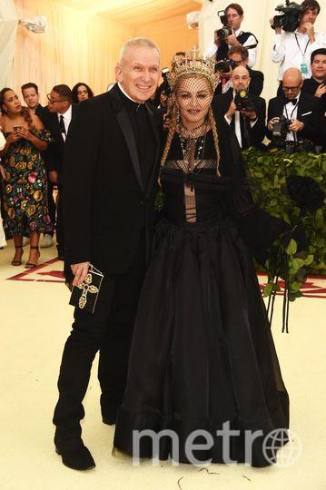 Met Gala-2018. Мадонна. Фото Getty