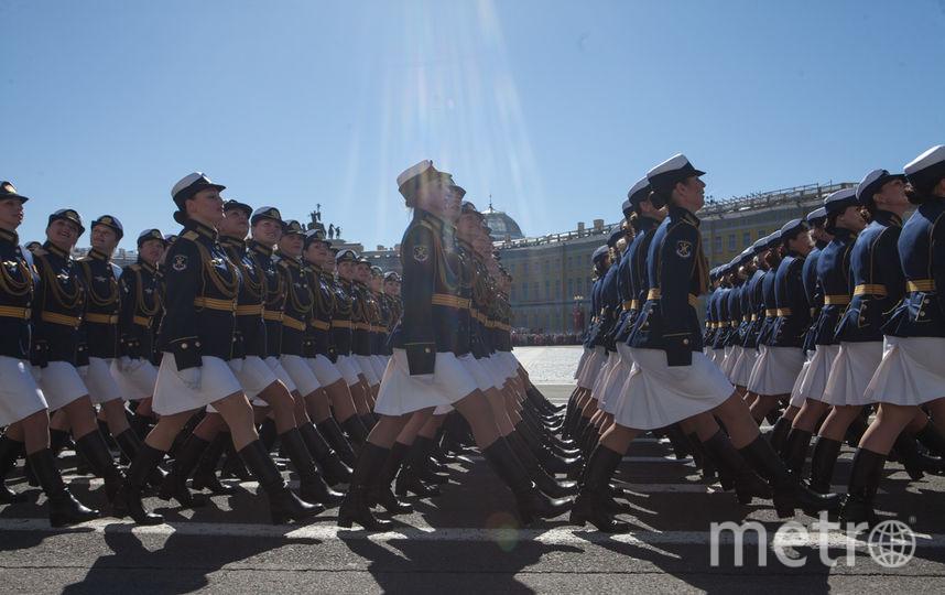"""Генеральная репетиция парада. Фото Святослав Акимов, """"Metro"""""""