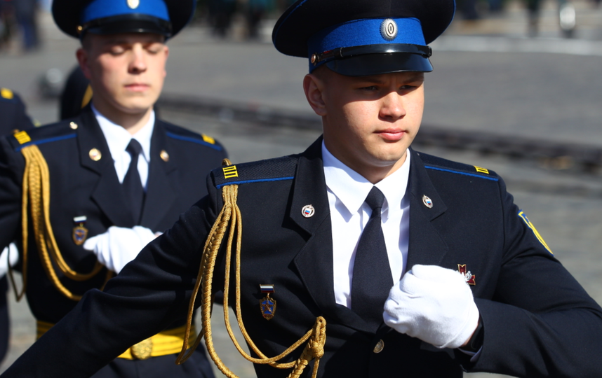 Парад Победы в Москве. Фото Василий Кузьмичёнок