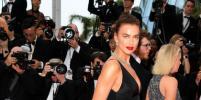 Ирина Шейк в Каннах появилась в сексуальном черном платье: фото
