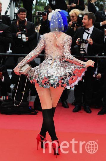 Красная дорожка Каннского кинофестиваля. Marie Parie. Фото Getty