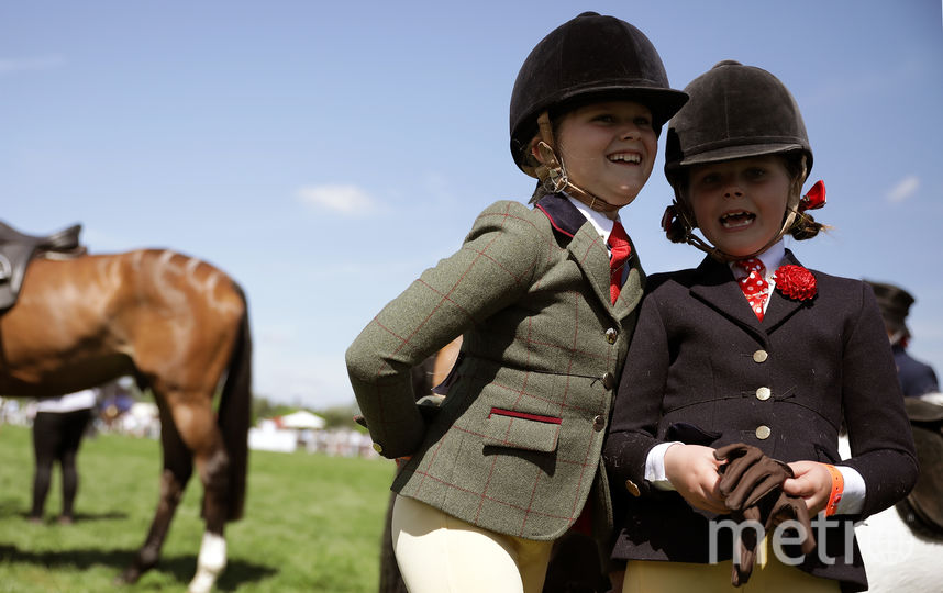 Royal Windsor Horse Show. Фото Getty