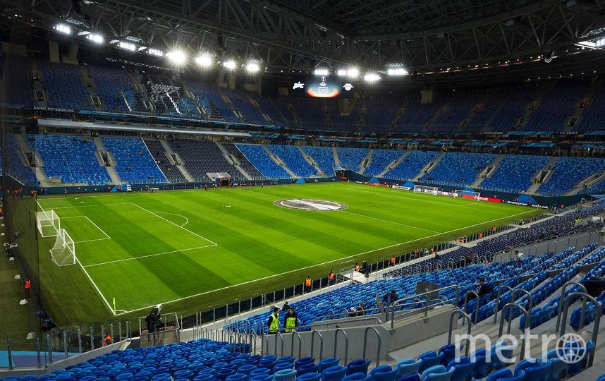 """Стадион """"Зенита"""" считается одним из самых красивых в Европе. Фото Getty"""
