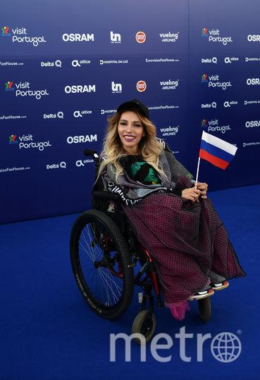 Юлия Самойлова. Фото AFP