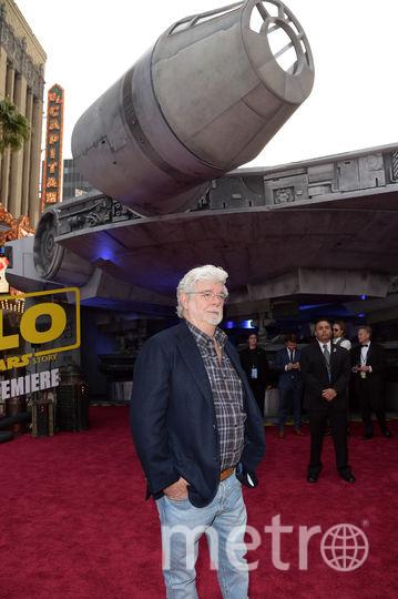 """Фото с премьеры фильма """"Хан Соло: Звёздные Войны. Истории"""". Фото Getty"""