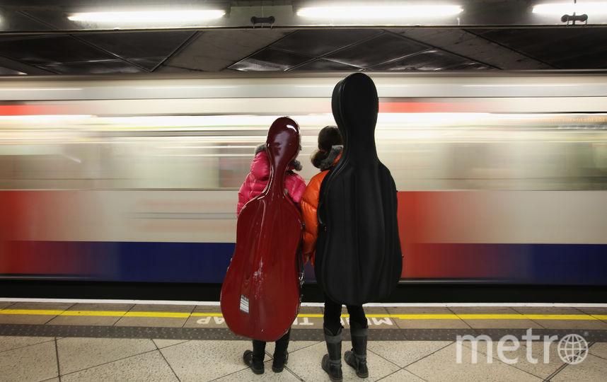 Станция метро. Фото Getty