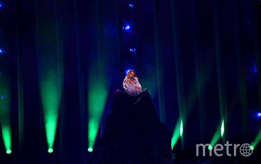 Юлия Самойлова на Евровидении-2018. Фото AFP