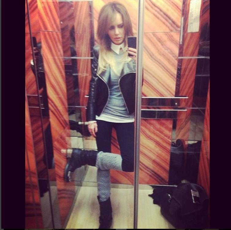 Маша Малиновская. Фото instagram.com/malinovskaya_tv