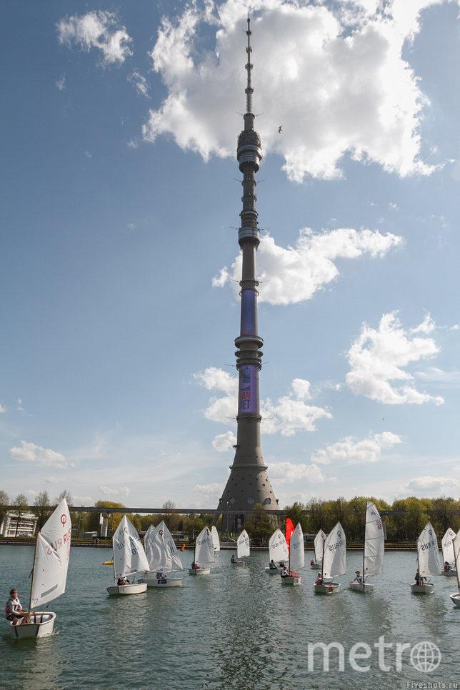 Останкинский пруд в Москве. Фото предоставлено организаторами фестиваля