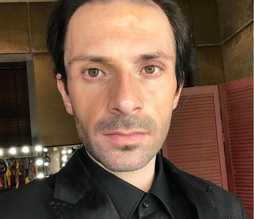 Юрий Киндрат, фотоархив. Фото скриншот instagram.com/yurykindrat/
