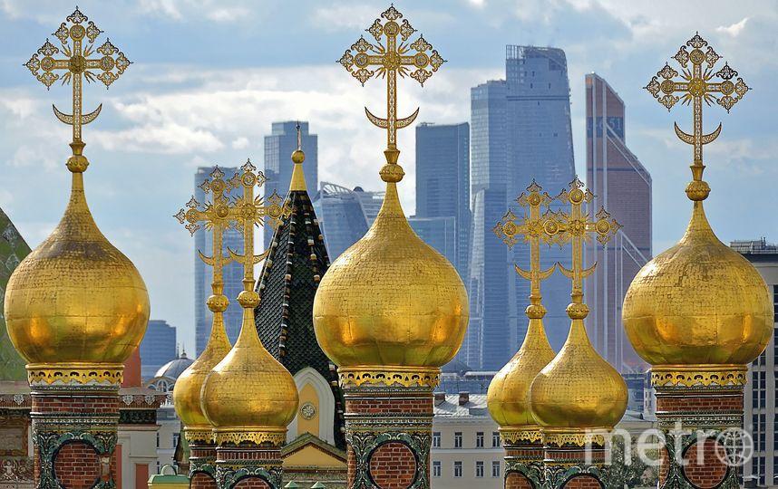 """В Москве 13 мая объявлен """"жёлтый"""" уровень погодной опасности. Фото Pixabay.com"""