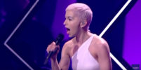 Первый скандал финала Евровидения - 2018:  у солистки отобрали микрофон (видео)