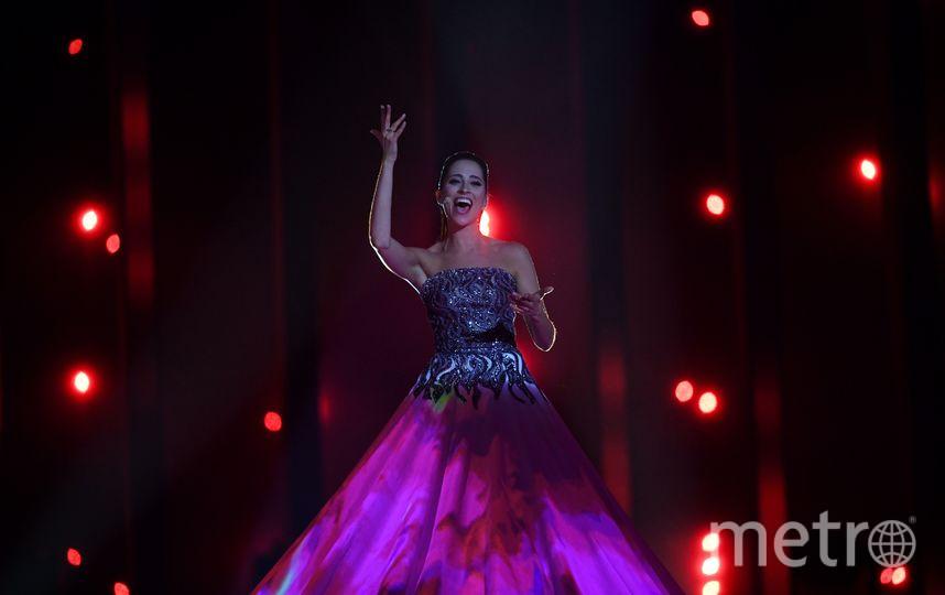 Элина Нечаева, Эстония. Фото AFP