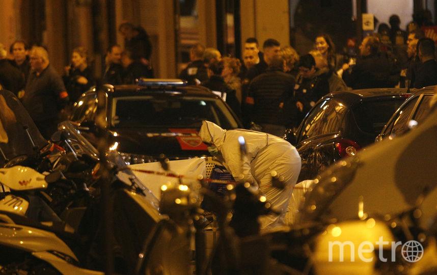 Один человек стал жертвой нападения, двое раненых находятся в тяжелом состоянии. Фото AFP