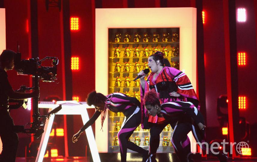 Финал Евровидения - 2018. Фото Getty