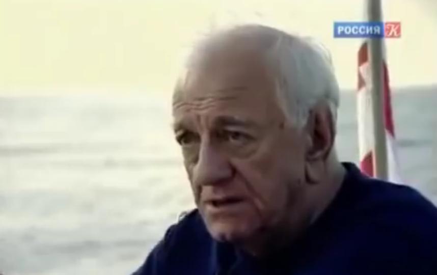 Баадур Цуладзе, фотоархив. Фото Все - скриншот YouTube