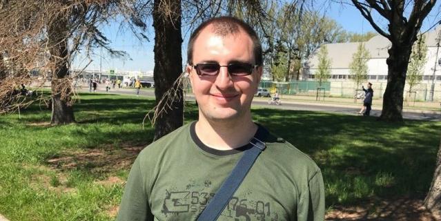 Павел Прудников, логист, 31 год.