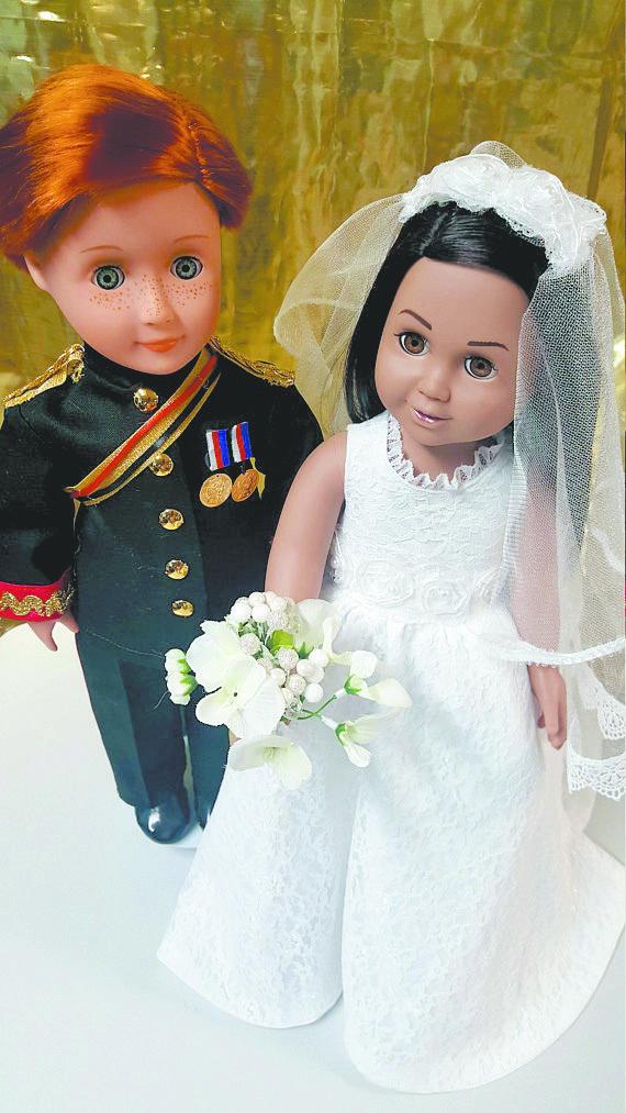 Куклы. Фото  ETSY