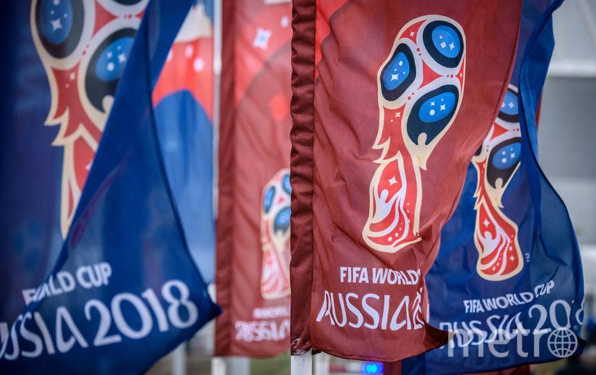 Чемпионат мира по футболу пройдёт в России с 14 июня по 15 июля 2018 года. Фото AFP