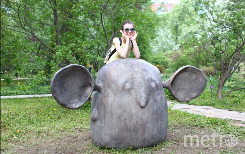 Скульптуры Ольги Муравиной. Фото Василий Кузьмичёнок