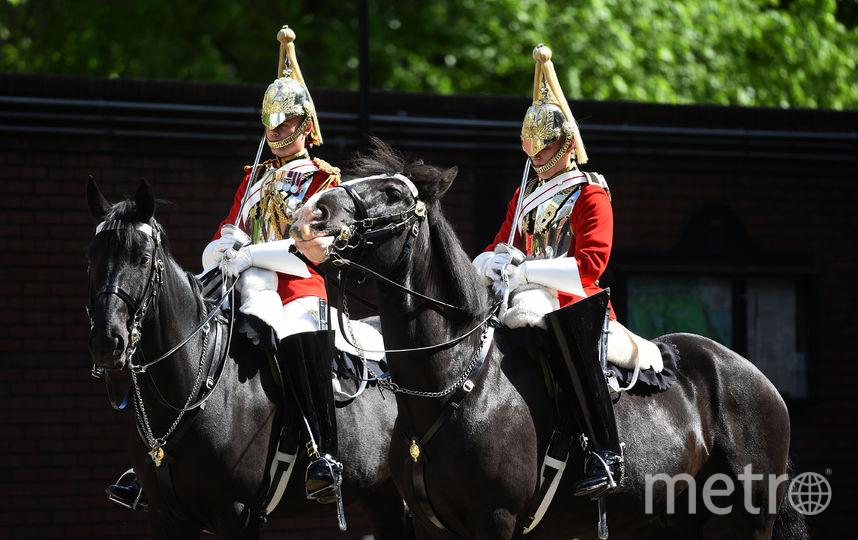 Свадьба Меган Маркл и принца Гарри: Британцы готовятся к торжеству. Фото Getty