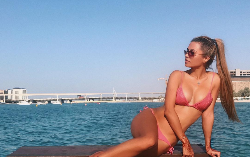 Виктория Боня. Фото скриншот https://www.instagram.com/victoriabonya/?hl=ru
