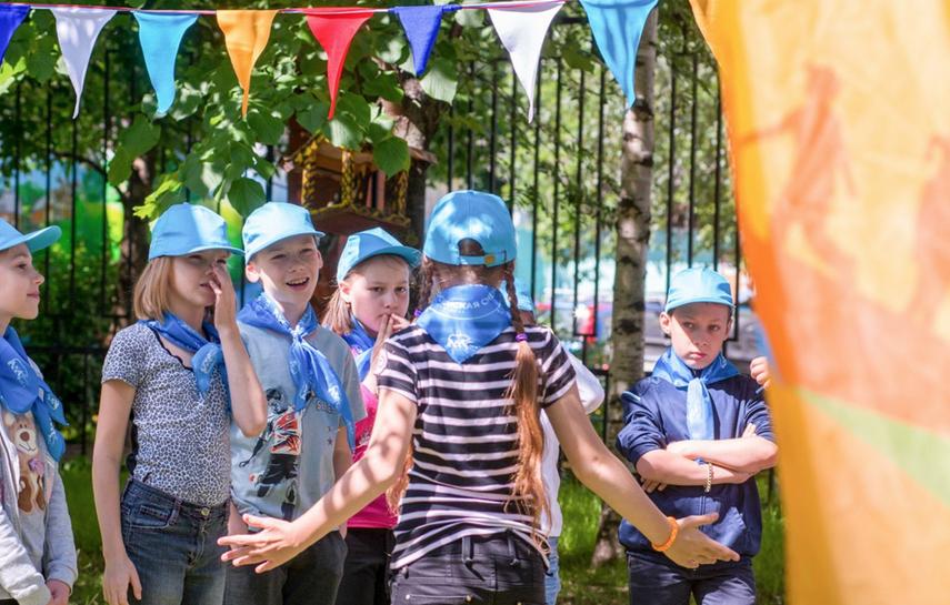 """В проекте """"Московская смена"""" смогут принять участие школьники от 7 до 14 лет. Фото www.mos.ru"""